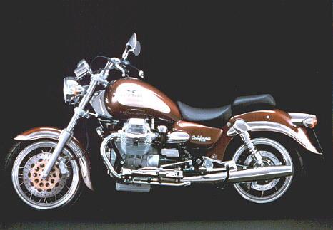 preview: moto guzzi for 1999