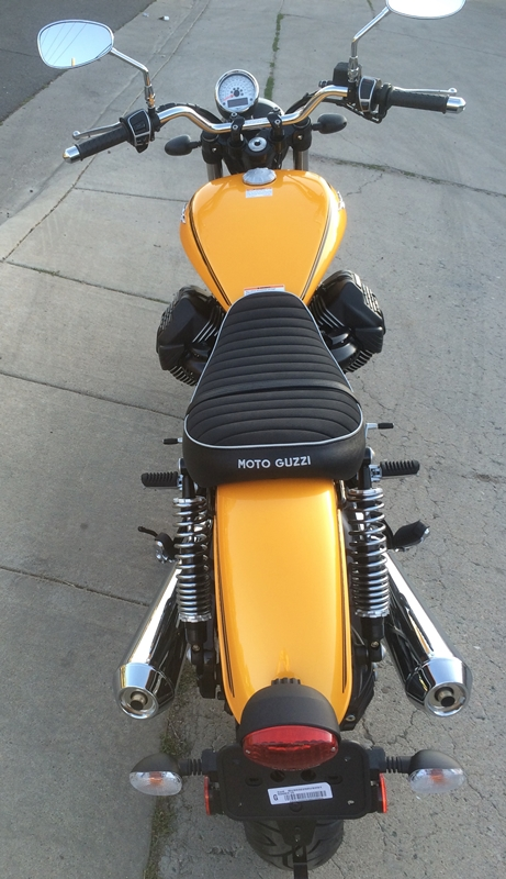 Install Electrical Outlet >> Moto Guzzi V9 for sale - Bobber and Roamer - Prescott Arizona