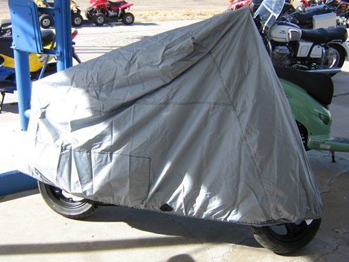 scooter cover abdeckung plane m f r kymco xciting 400i. Black Bedroom Furniture Sets. Home Design Ideas