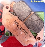 kymco scooter brake pads
